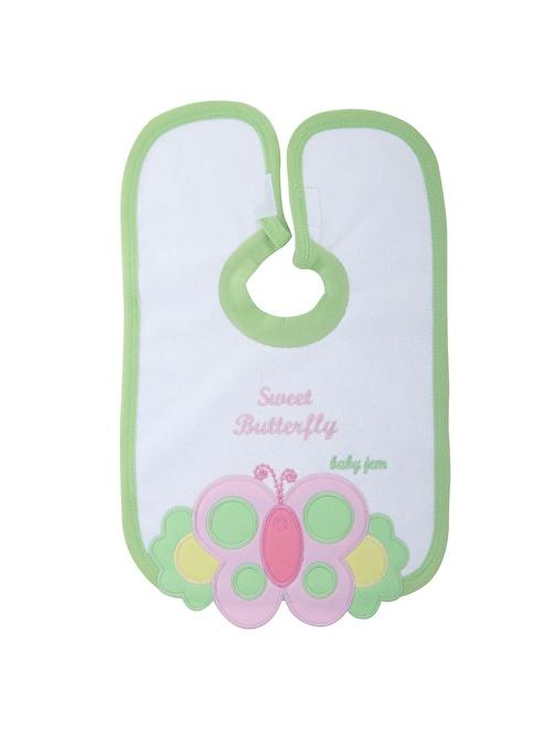 Baby Jem Mama Önlüğü Yeşil